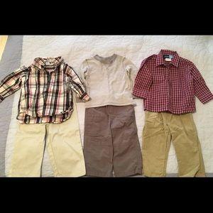 Other - 3 Toddler Boy Sets (bundle) - Size 12 Months